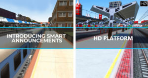 INTRODUCING SMART ANNOUNCEMENT WITH HD PLATFORMS IN ITS!